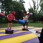 A Touch Of Class | Inflatables & Sports Option