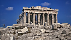Parthenon - Athens - Greece (1975)