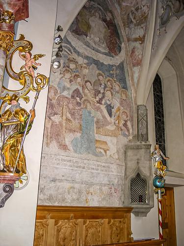 Alte Pfarrkirche Lech am Arlberg