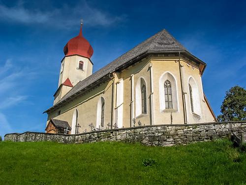 Pfarrkirche Damüls