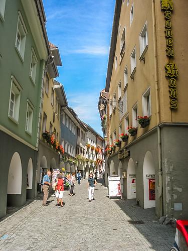 Werdenbergerstraße, Altstadt Bludenz