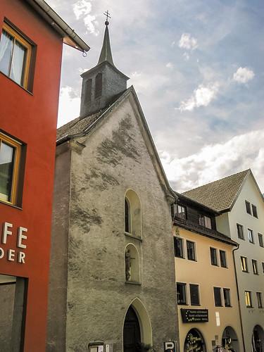 Spitalskirche Bludenz
