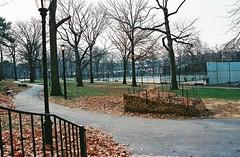 St. James Park - Bronx, NY  Dec. 2010