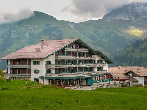 Hotel Montana, Oberlech