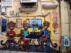 Macau Graffiti