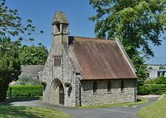 Headington Cemetery Oxford