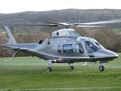 G-RXTV Agusta A109E Power Helicopter (Arena Aviation Ltd)