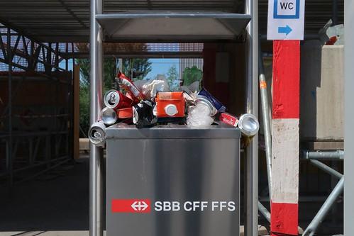 SBB Smoking Area - Misunderstood