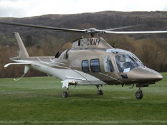 G-CKIH Agusta A-109S Grand Helicopter (Atlas Helicopters Ltd)