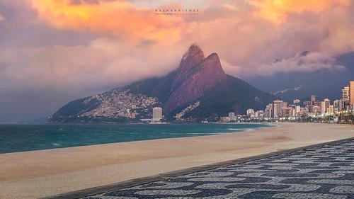 Vanilla Rio @Ipanema Beach, Rio de Janeiro, Brazil