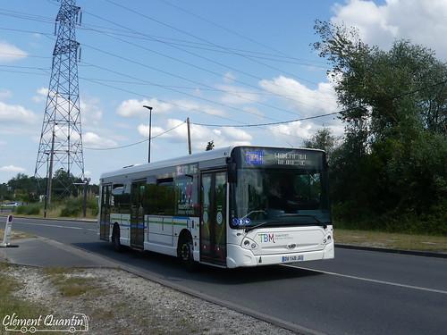 HEULIEZ GX 337 - 159142 / Keolis Cars de Bordeaux
