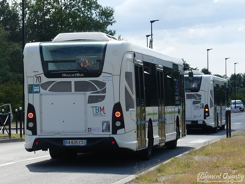 HEULIEZ GX 337 - 169013 / Keolis Cars de Bordeaux