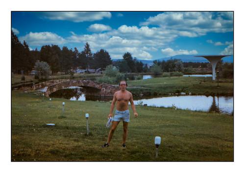 Newcastle, Wyoming, USA - 1982.