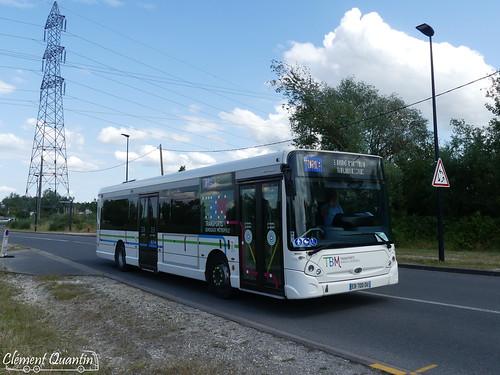 HEULIEZ GX 337 - 169029 / Keolis Cars de Bordeaux