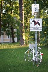 Good bicycle spot
