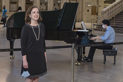 """Metro-North Railroad Welcomes Visitors Back to Grand Central Terminal With New """"GCTtracks"""" Spotify Channel and Live Pianist"""