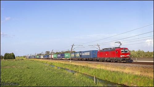 23 mei 2020 - DB Cargo 193 350 - Kesteren