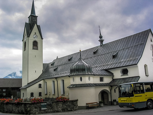 Pfarrkirche Schwarzenberg
