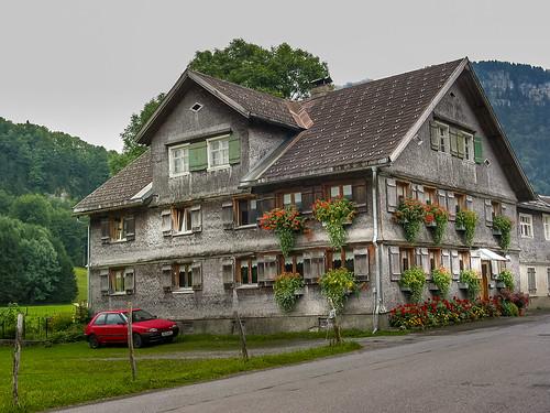 Haus in Bezau-Ellenbogen