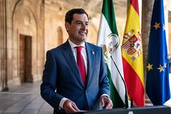 2020_06_23 Consejo de Gobierno en La Alhambra.
