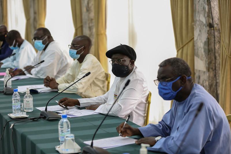 Comité de soutien à l'initiative du Président Macky Sall