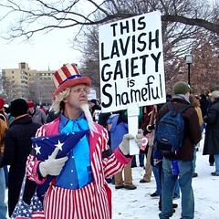 Inauguration protest, 2005 [09]