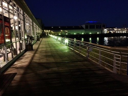 Devonport wharf  0224