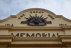 Not Such a Great War Memorial