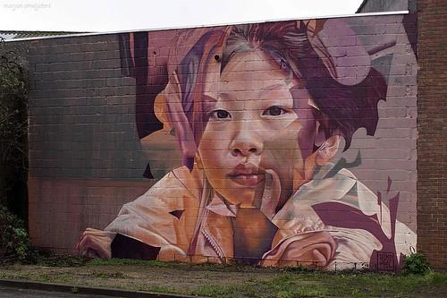 Street Art Ghent, Belgium (TELMO MIEL)