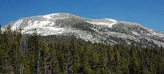 Mammoth Peak (Yosemite National Park, Sierra Nevada Mountains, California, USA) 1