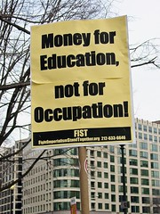 Inauguration protest, 2005 [27]