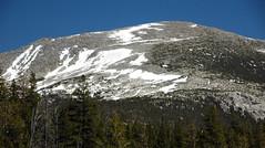 Mammoth Peak (Yosemite National Park, Sierra Nevada Mountains, California, USA) 2