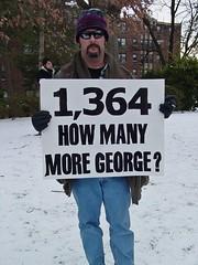 Inauguration protest, 2005 [06]