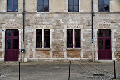 Cluny : salle Justice de paix - Photo of Saint-Gengoux-de-Scissé