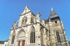 3025 Église Saint-Jacques et Saint-Christophe de Houdan - Photo of Condé-sur-Vesgre