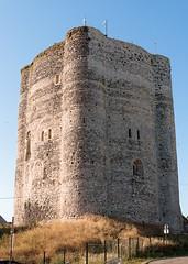 3036 Le Donjon de Houdan - Photo of Condé-sur-Vesgre