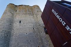 3021 Le Donjon de Houdan - Photo of Dannemarie
