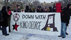 Inauguration protest, 2005 [04]