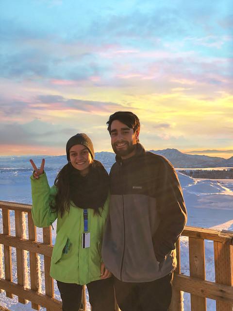 Powder Mountain Resort  Sofia Belen Fuentes Montes