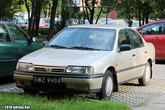 Nissan Primera P10 1.6 SLX