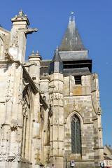 3033 Église Saint-Jacques et Saint-Christophe de Houdan