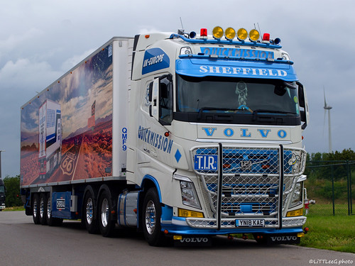 Volvo FHIV Globetrotter Quickmission (GB)