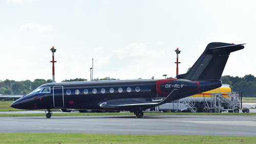 Gulfstream G280 c/n 2151 registraton OK-RLV