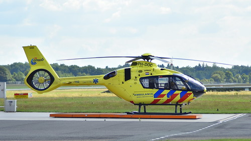 Eurocopter EC135P3H c/n 2095 ANWB registration PH-DOC