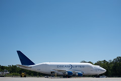 Boeing Uses Dream Lifter To Deliver PPE