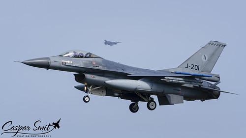 RNLAF F-16AM Fighting Falcon