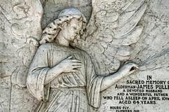 Alderman James Pullen City of London Cemetery monument 4