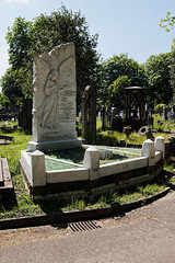 Alderman James Pullen City of London Cemetery monument 1 lighter