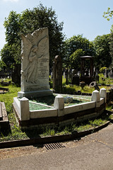 Alderman James Pullen City of London Cemetery monument 1 darker