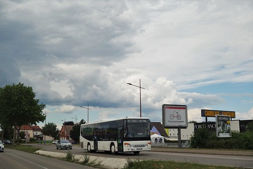 Setra S 415 LE Business n°913  -  Strasbourg, CTS